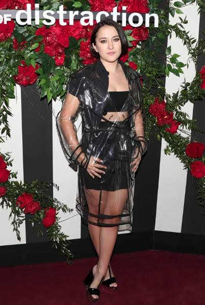 Zelda Williams arrives at the  LAND of distraction Launch Party at Chateau Marmont on November 30, 2017 in Los Angeles, California.  (Photo by Jerritt Clark | Getty Images LAND of distraction)