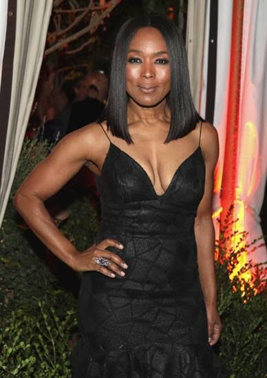 Angela Bassett Looked Flawless- Per Usual!  (Photo by Jerritt Clark | Getty Images LAND of distraction)