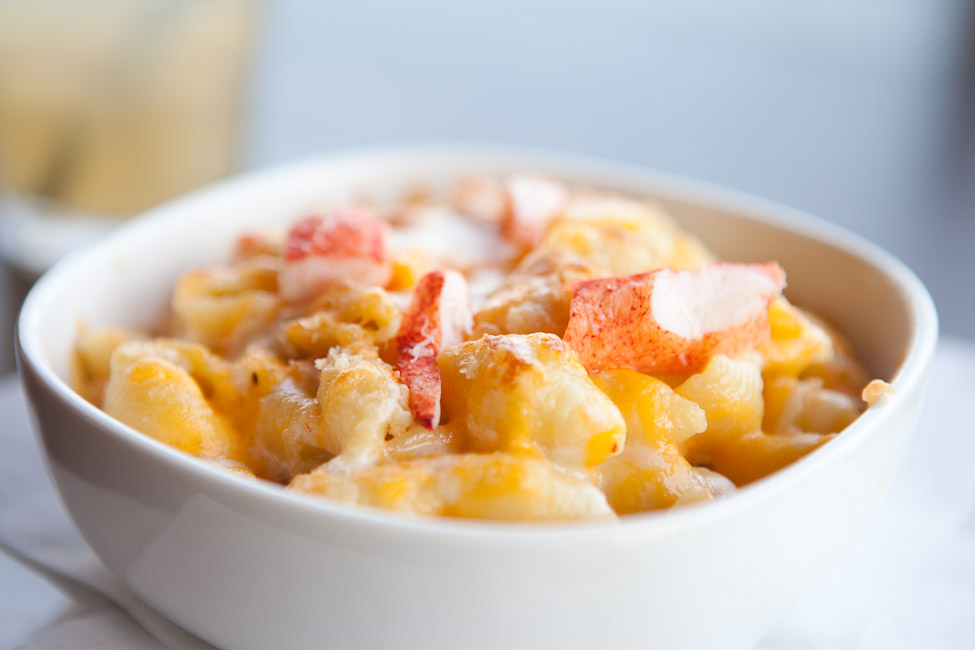Decadent Lobster Mac n' Cheese - A Twist on a Favorite! Photo Courtesy of Killer Shrimp