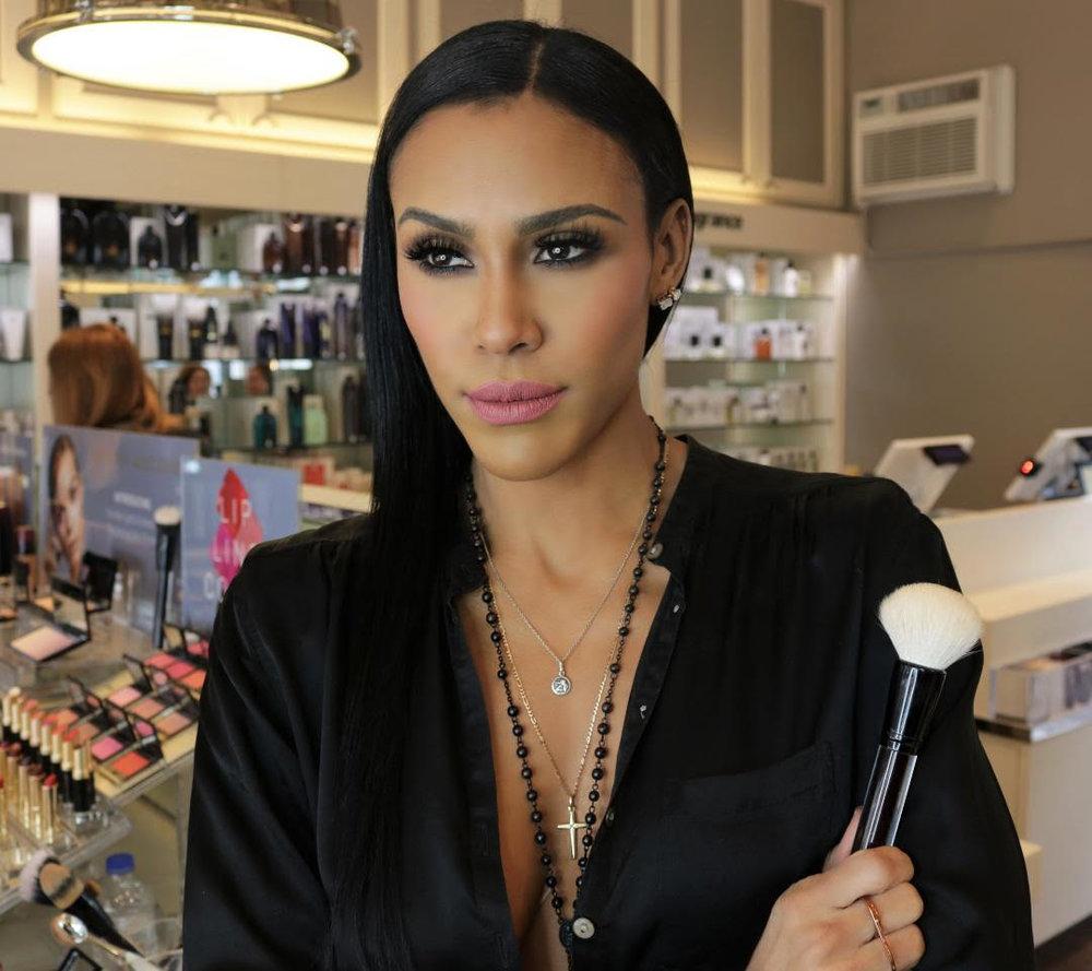 Kamani Alana - Global Make-Up Artist! Photo Courtesy of Relevant Relations.