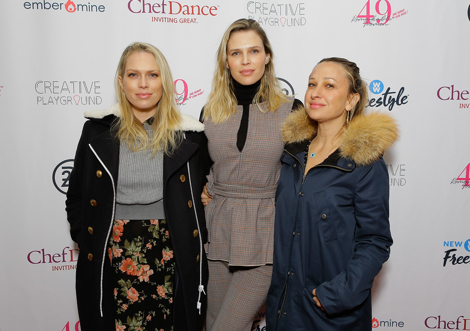 Erin Foster, Sarah Foster, and Jennifer Meyers. Photo Credit: Tiffani Rose