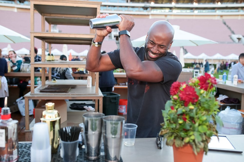 Shake it Up at Masters of Taste! Photo Courtesy of Masters of Taste