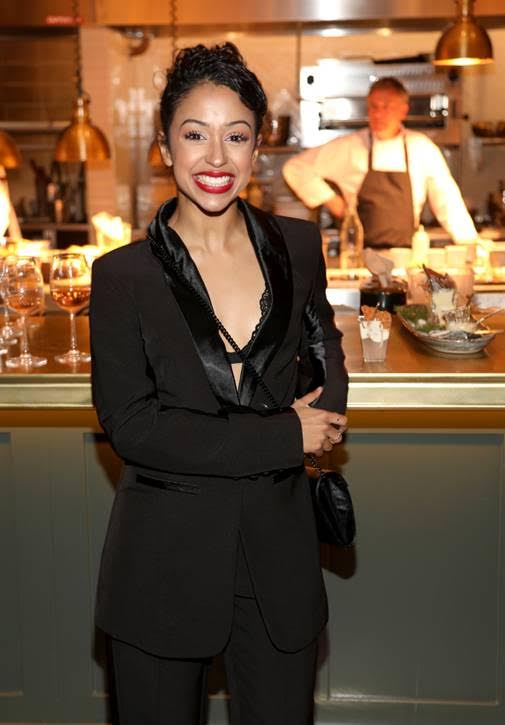 Liza Koshy attends the grand opening of FARMHOUSE Los Angeles at the Beverly Center on March 15, 2018.Photo by Jerritt Clark | Getty Images for FARMHOUSE Los Angeles