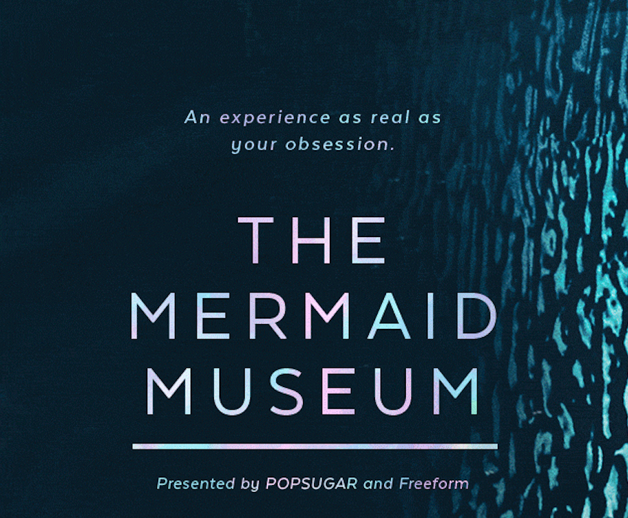 LA Had Its Very Own Mermaid Museum! Courtesy Photo