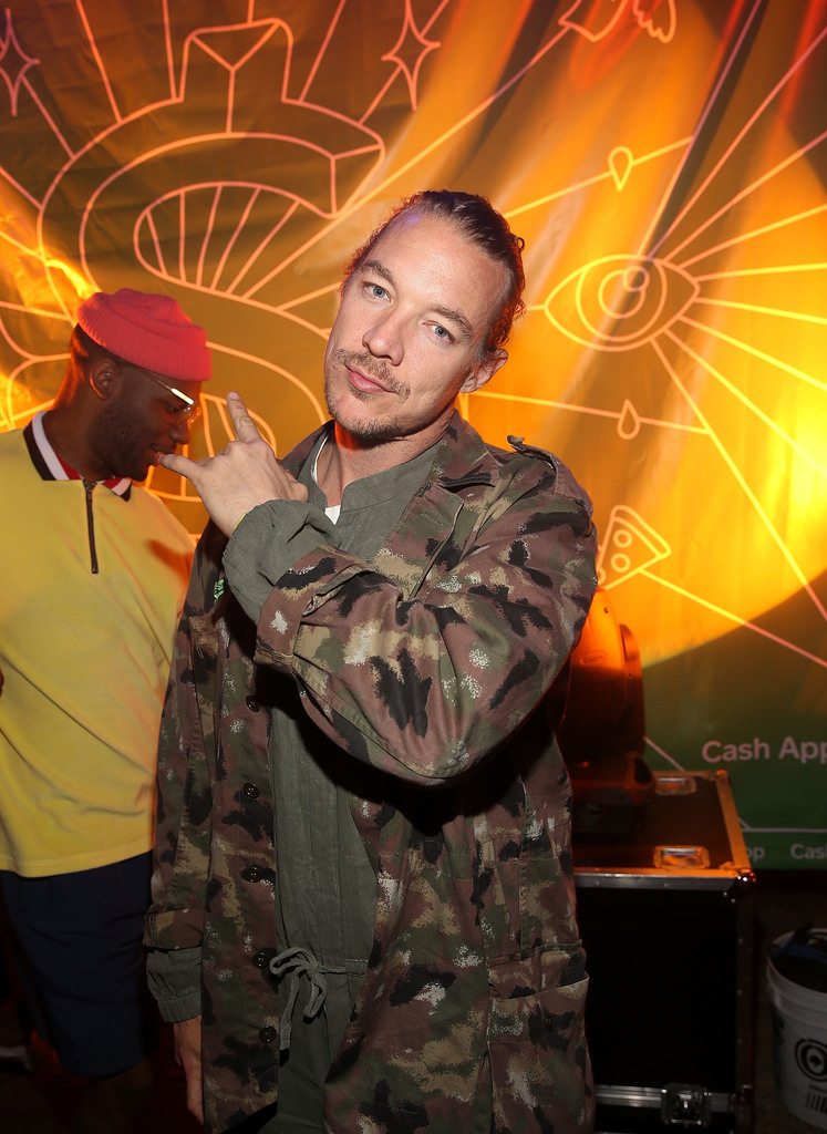 Diplo Attends Brooklyn Cash App's Friends Keep Secrets Party! Photo Credit: Getty Images