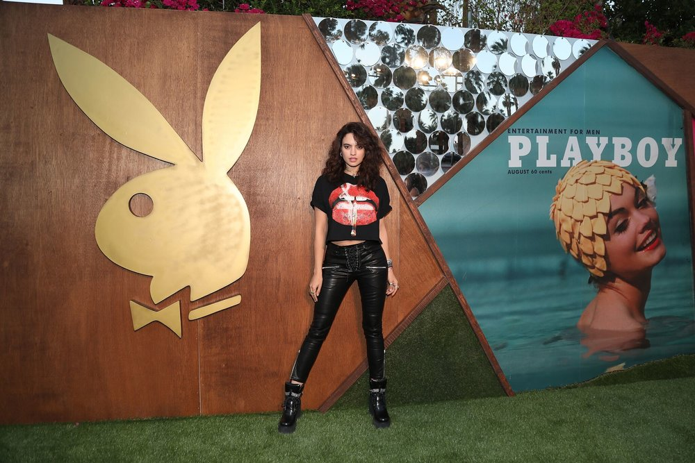 Playmate of the Year - Nina Daniele Photo Credit: Jerritt Clark/Getty Images for Playboy