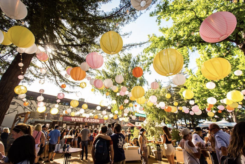 Photo Courtesy of BottleRock.