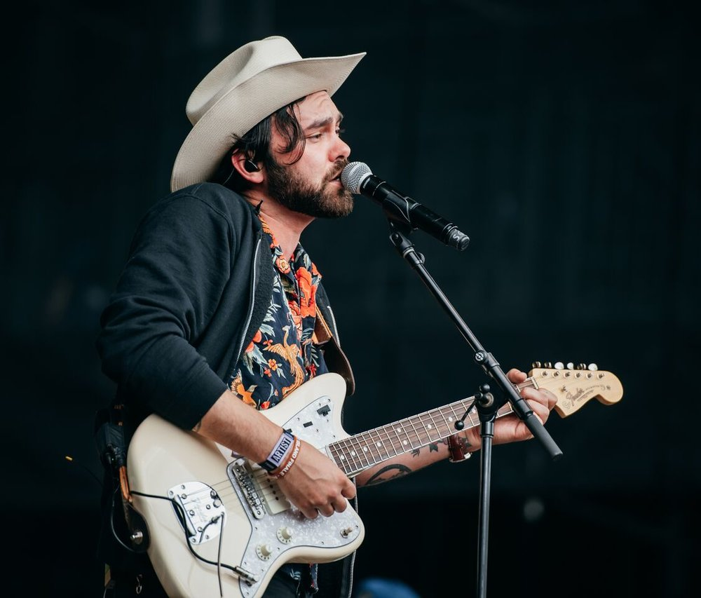 BottleRock Attendees Saw ALL Sides of Shakey Graves With His Performance! Photo Credit: BottleRock Napa Valley.