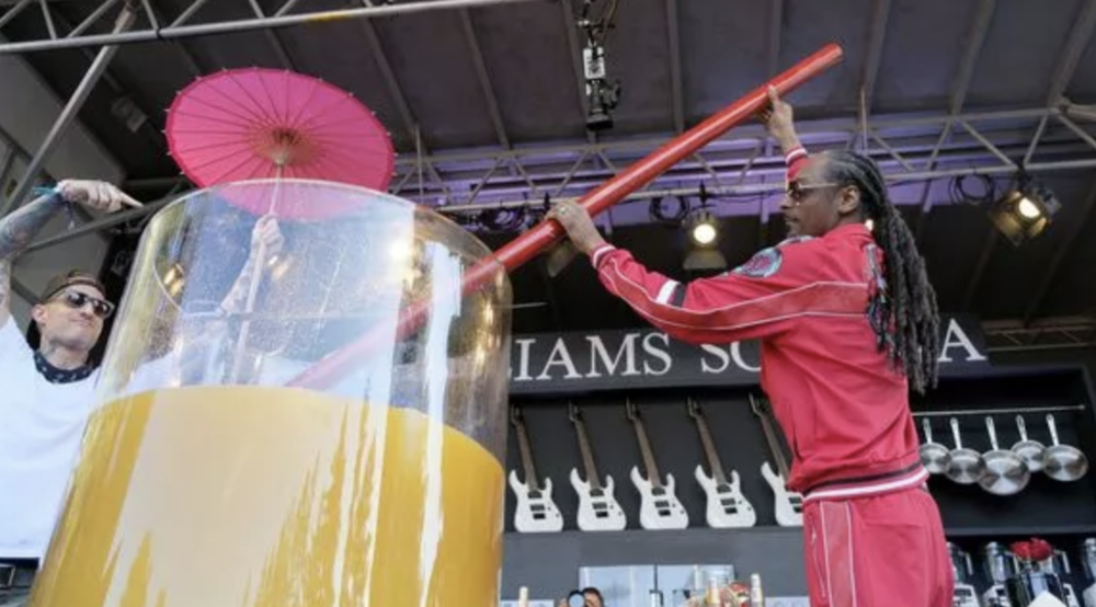 Snoop Dog Breaks Records at BottleRock Napa Valley! Photo Credit: ERIC RISBERG/AP