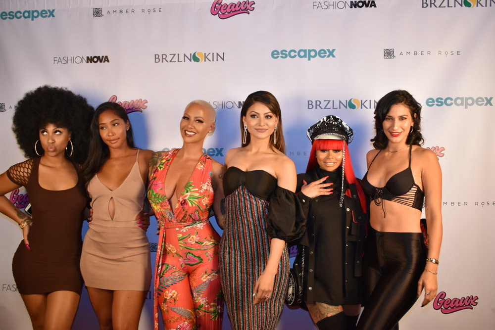 Amber Rose Launched Her App.,  Amber Rose Official,  Last Night at Peppermint Club! Photo Credit: Sophie Kautz