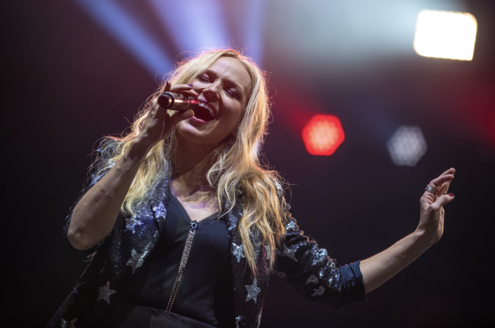 Jewel Delivered a Heartfelt Intimate Performance During Her Set at KAABOO!