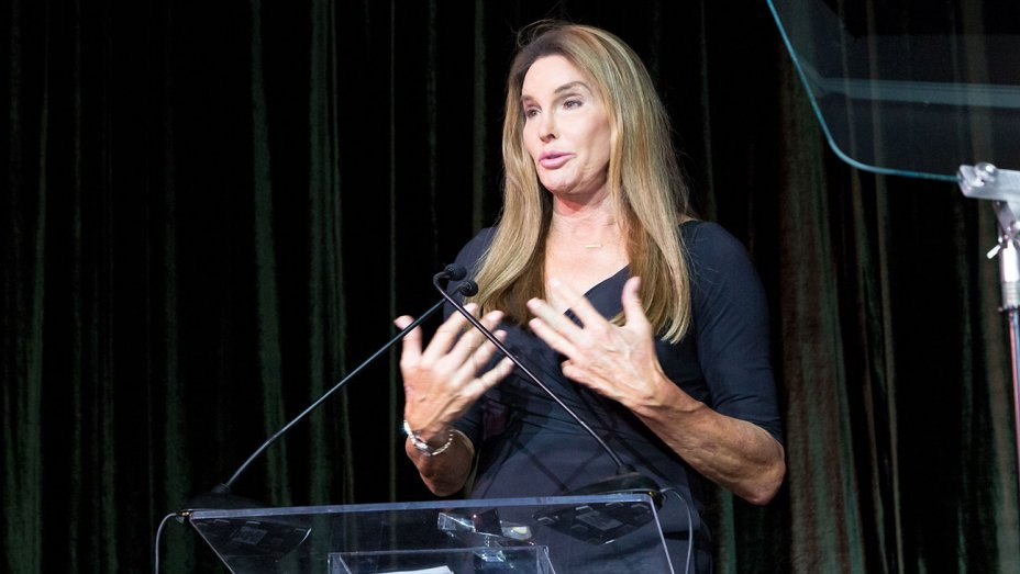 Caitlyn Jenner Honored at the Face Forward Gala! Photo Credit Greg Doherty/Getty Images