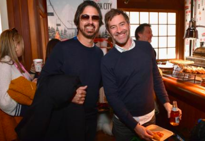 Many celebs attended the Pizza Hut x Legion M Lounge in Park City, UT. Photo Courtesy of Getty Images.
