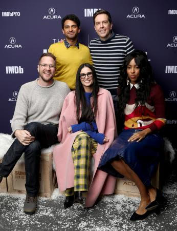 The IMDb Studio at Acura Festival Village on Location at the 2019 Sundance Film Festival. Photo Credit: Getty Images for IMDb