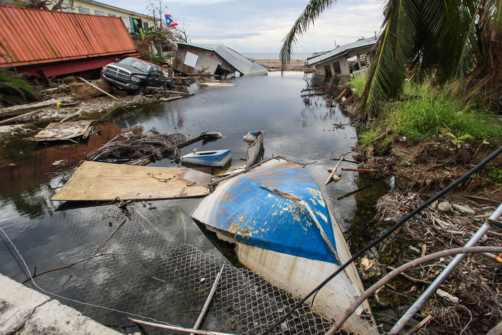 40 days after Maria