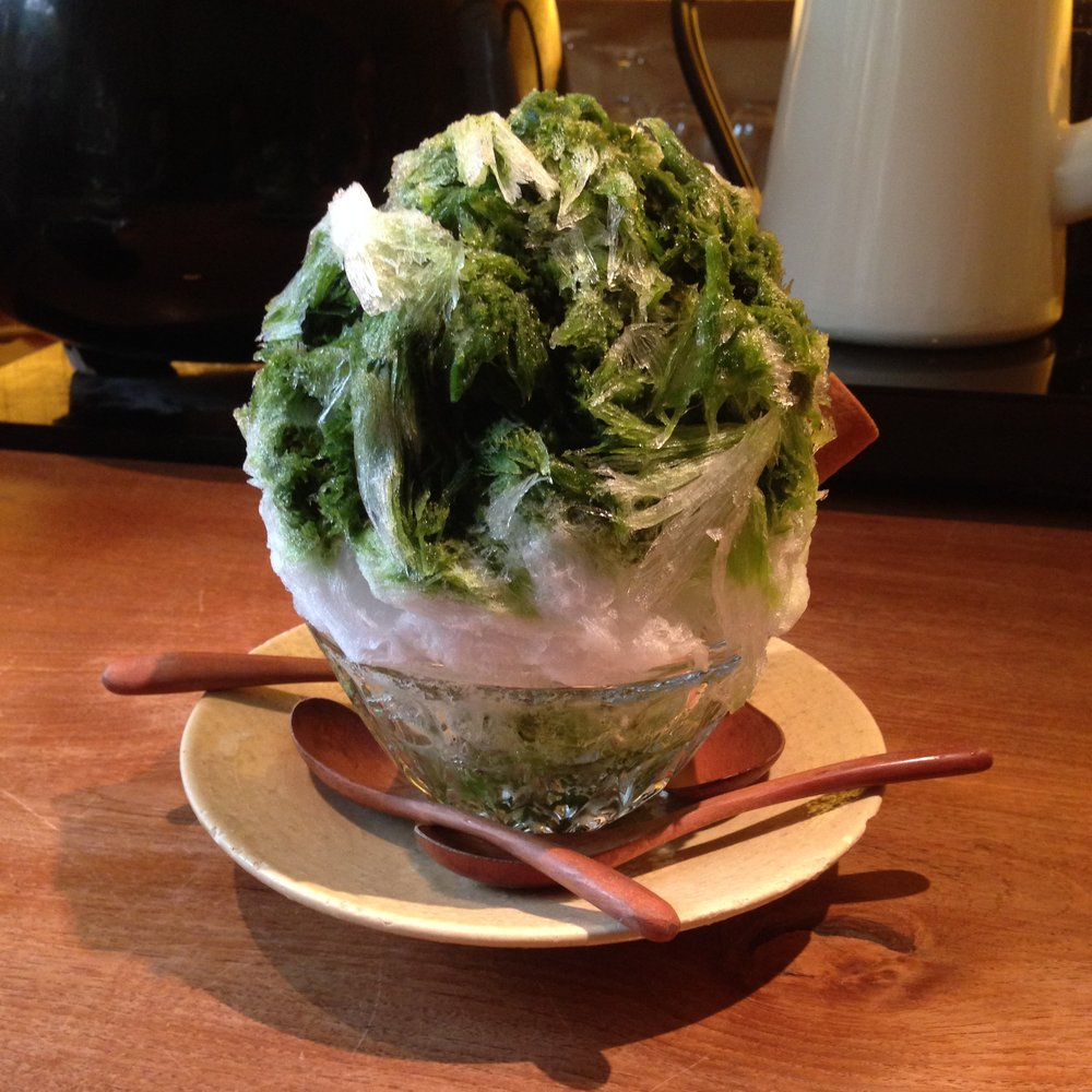 NITI // Delicious shaved-ice all year round in cozy setting.