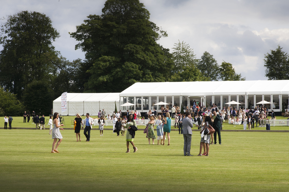 The Kent & Curwen Royal Charity Polo Cup