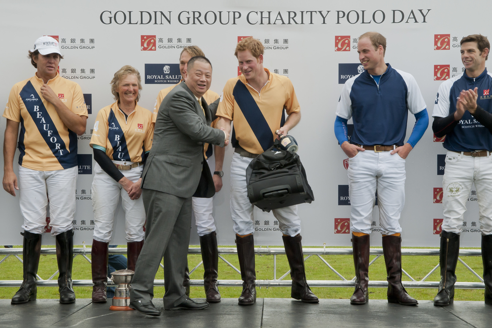 Goldin Metropolitan Royal Charity Polo Cup
