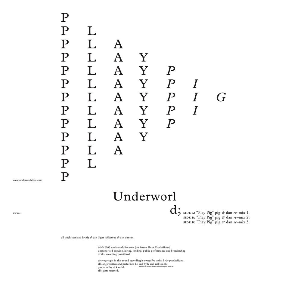 play pig