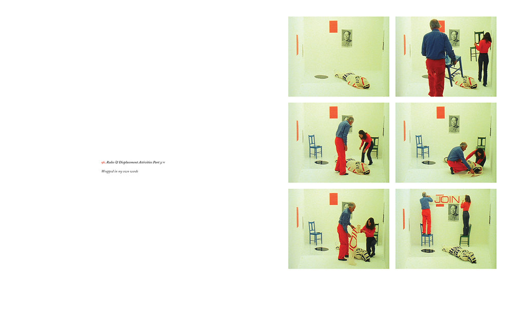 mike parr : performances 1971 - 2008