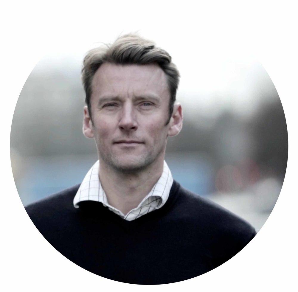 Christian Søndergaard, CEO & EP