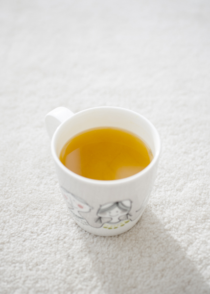 Cure Me Tea from 'The Yoga Kitchen' cookbook