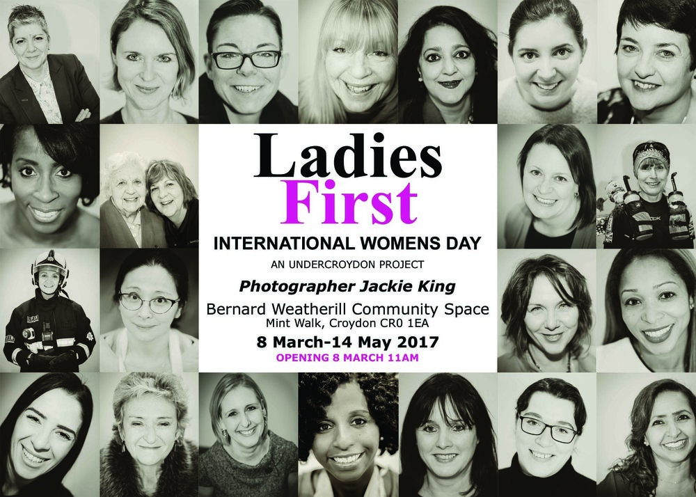 International Women's Day Photography Exhibition