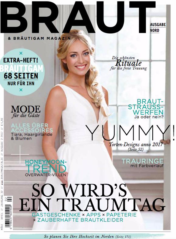 02-2017  Braut Magazin