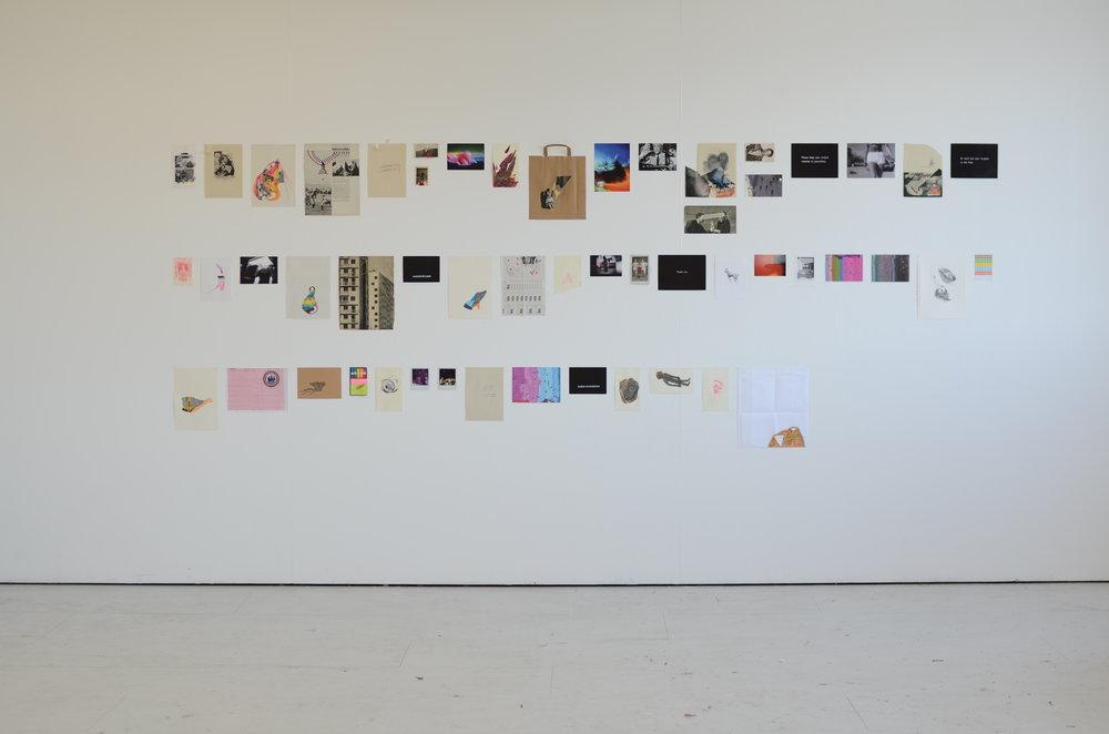 OUROBOUROUS, déploiement #1 :  Anitya (bis repetita) , HEAD Genève, 2012.