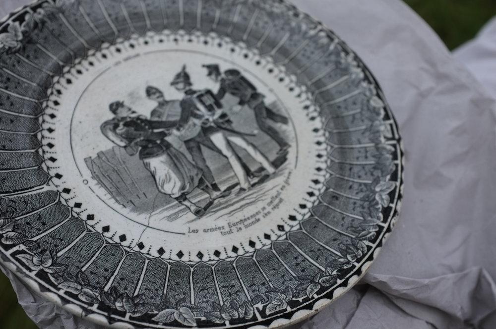 Souvenir de 1870, Reichshoffen, photographie numérique, 2015