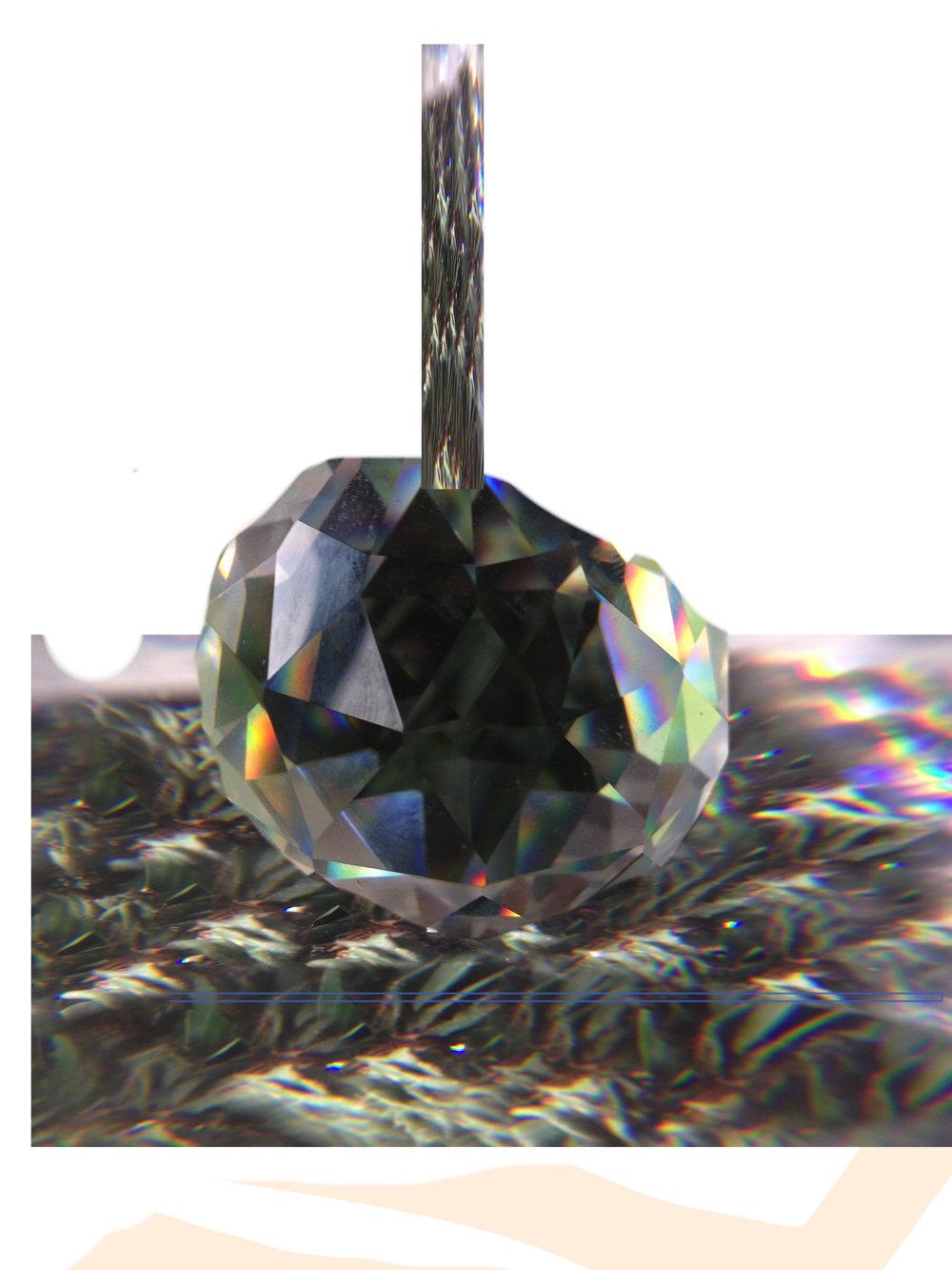 Drop, collage numérique, 2015