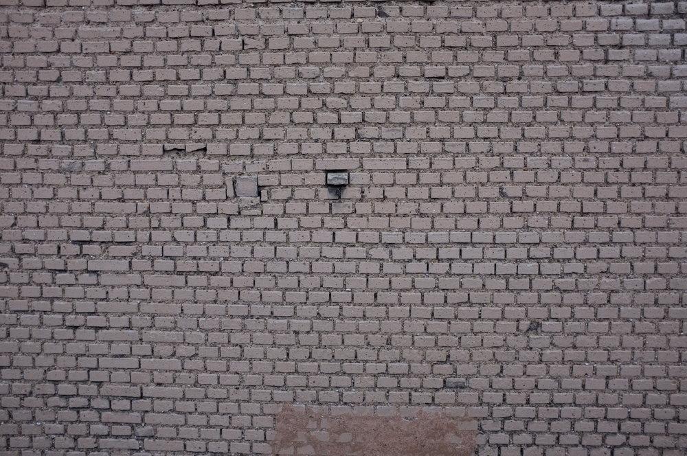 Mur, Cronenbourg, photographie numérique, 2015