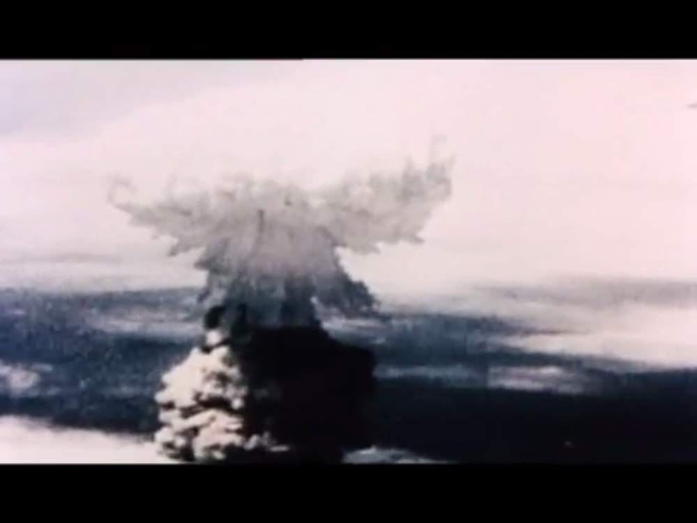 Bombe, capture d'écran, 2013