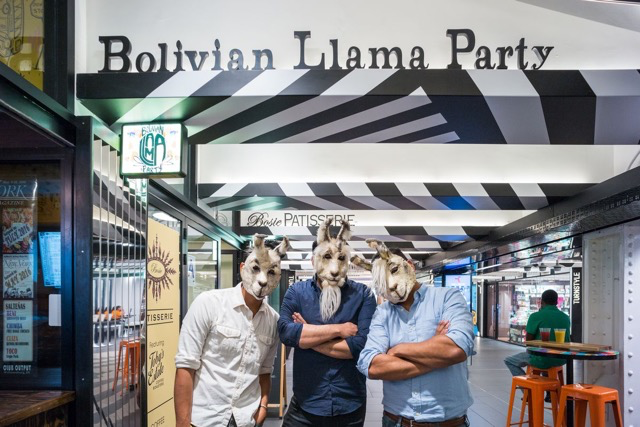 """<p><strong>Bolivian Llama Party</strong><a href=""""http://www.google.com/""""target=""""_blank"""">→</a></p>"""