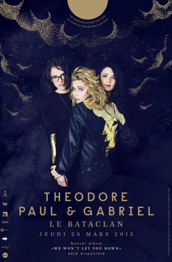 Théodore Paul & Gabriel New Album, Picture By Emma Picq, Storm Jacket Pierre Rioufol