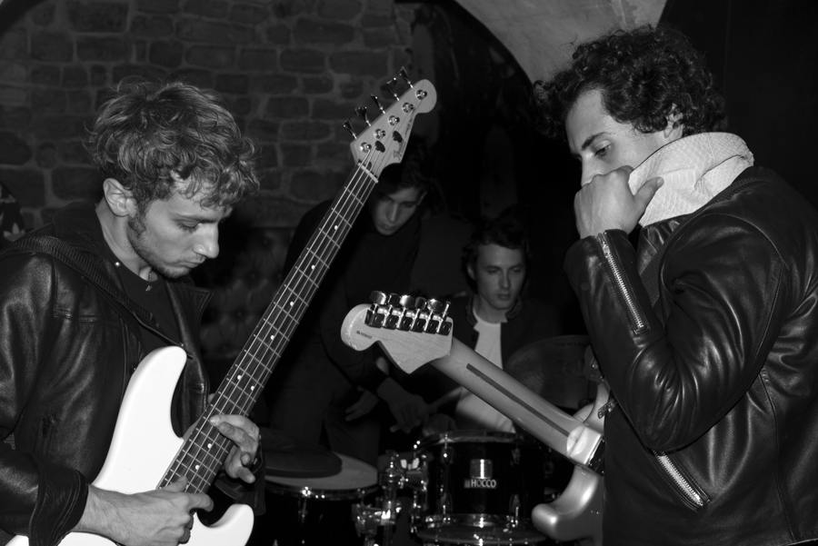 Marc Desse & La Femme, Musicians, Paris. Photography by Hedi Slimane