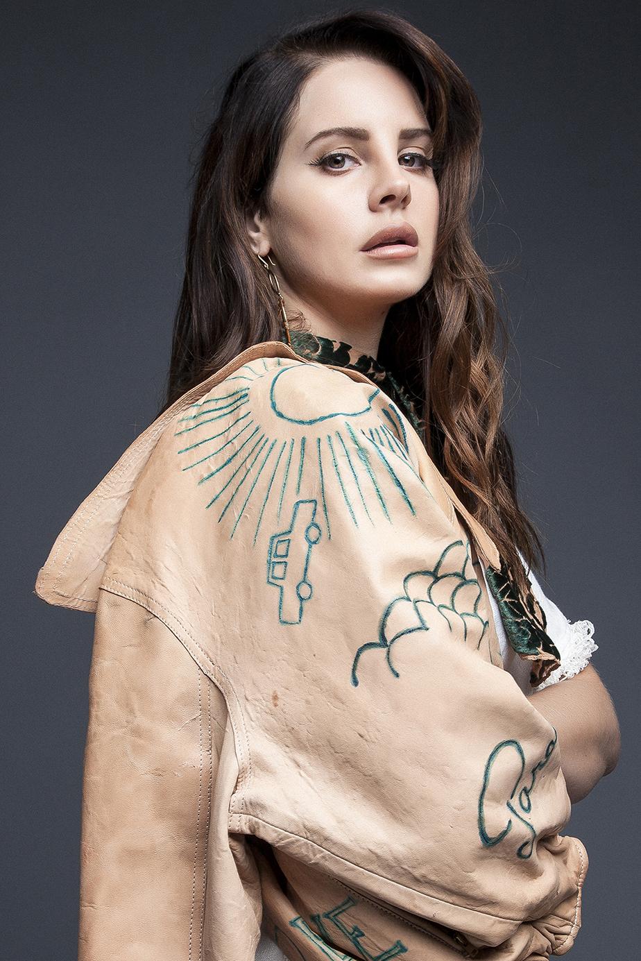 NYLON MAGAZINE, Lana Del Rey