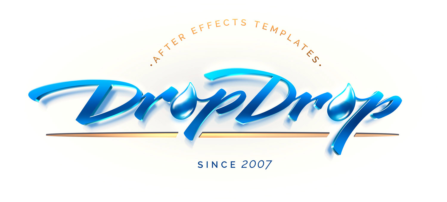 DropDrop.com - After Effects Templates