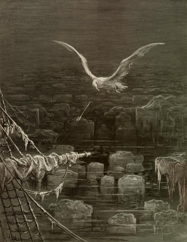 The Rime of the Ancient Mariner IN SEVEN PARTS Illustrations by Gustave Dor