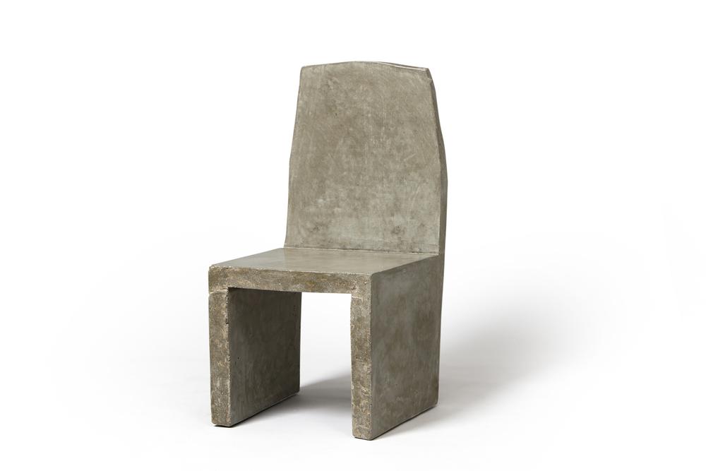 Lee Hun-Chung, Concrete Chair, 2010, Concrete, 50 x 49 x 99 cm (4).jpg
