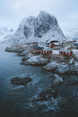 Thor I Norwegen