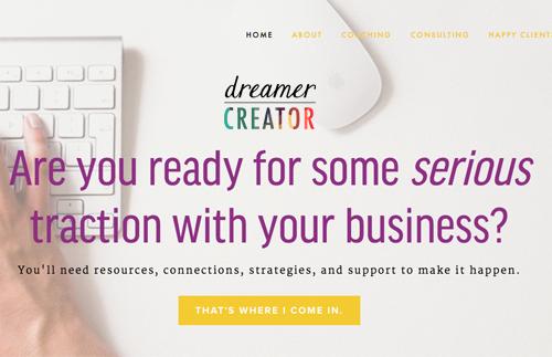 LOGO DESIGN + WEBSITE