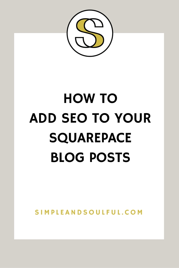 easy squarespace SEO tips