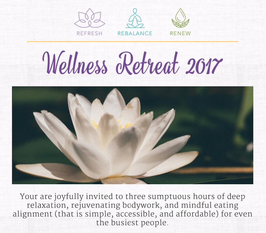 Join Kay Erickson Wellness February 11th, 2017 for a three-hour yoga, meditation, and nutrition retreat in Lincoln Nebraska. It's the perfect way to lighten your body, mind, and spirit during the long, midwest winter. Learn more right here!