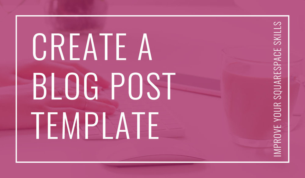 Squarespace recently announced a new feature that enables you to duplicate your blog posts. Why this is such a good thing for Squarespace lovers and Squarespace newcomers. And how to use it!