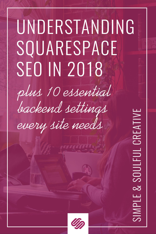 Understanding Squarespace SEO