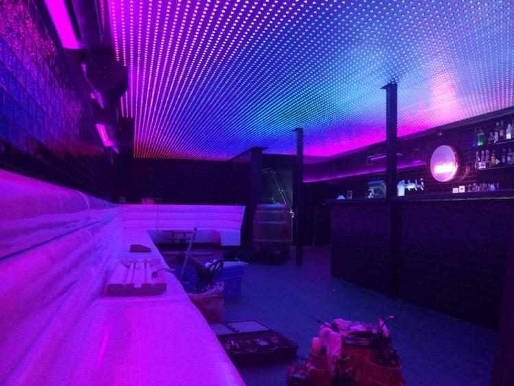 Banquette Nightclub on