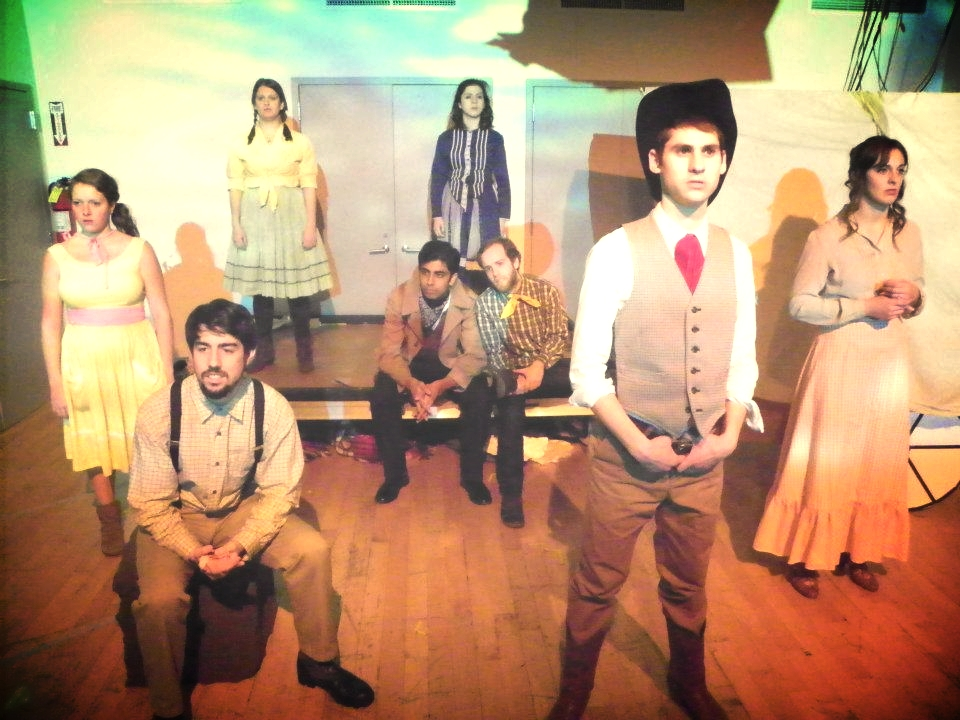 The Donner Party: A Country Musical