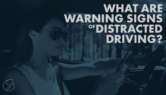 Click snablelaw.com to read the new blog post on how to spot and avoid distracted drivers.