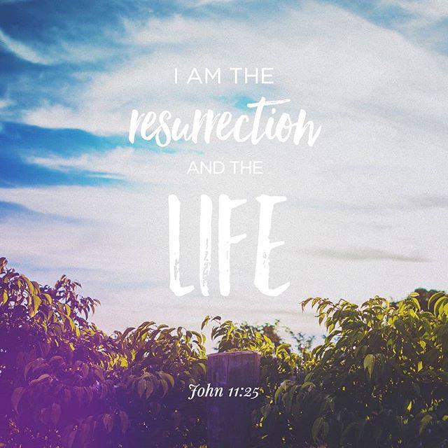 He is Risen, indeed! Happy Easter!